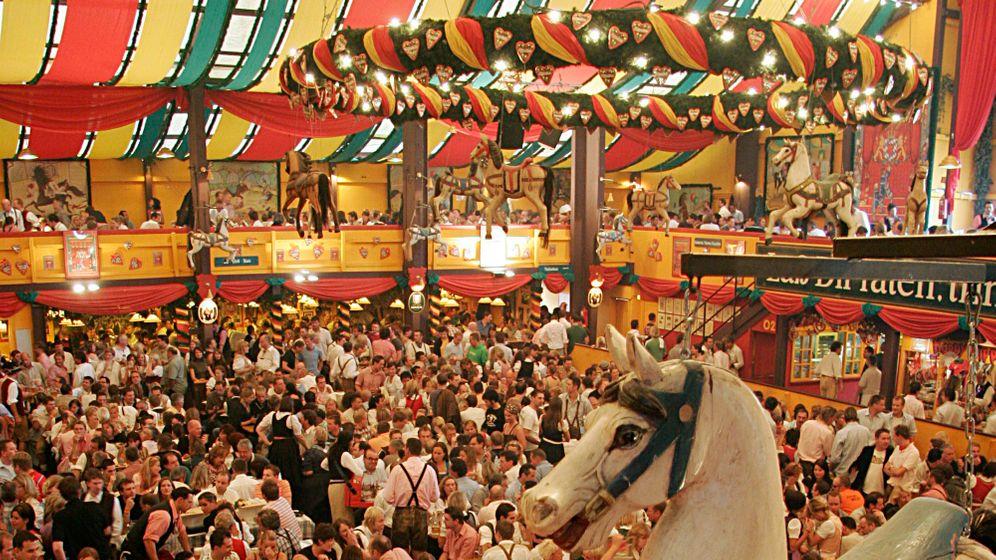 Oktoberfest: Die Wiesn-Zelte im Vergleich