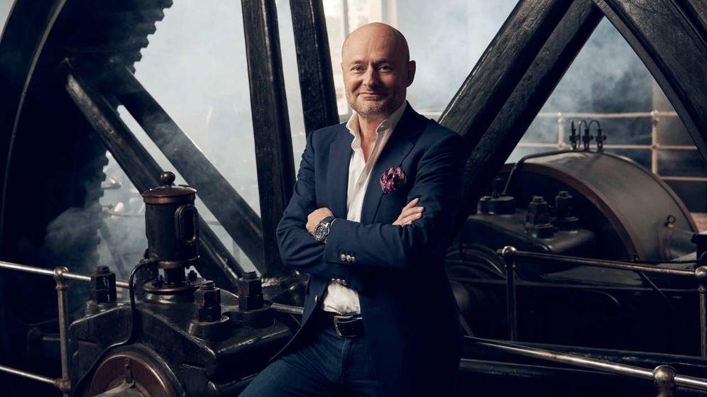 Uhrig:Breitling-Chef und Breitling-Teilhaber Georges Kern