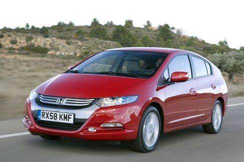 Honda Insight: Schärfste Konkurrenz für Toyota aus dem eigenen Land