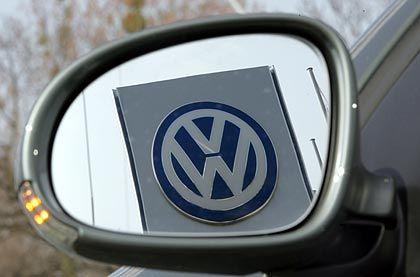 Gut unterwegs: Im ersten Quartal 2007 konnte Volkswagen mit einem satten Gewinnsprung aufwarten