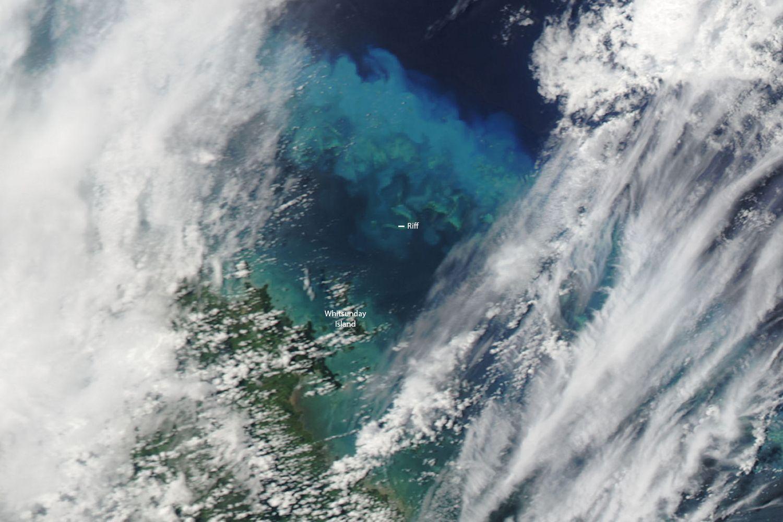 Satellitenbilder der Woche / Great Barrier Reef