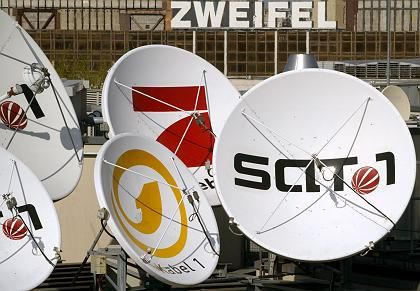 Angriffspläne: Gemeinsam mit SBS soll ProSiebenSat.1 die RTL Group überholen