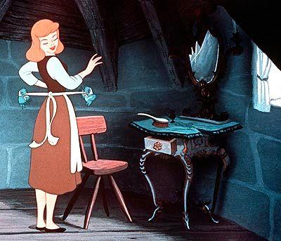 Disneys einstige Erfolge: Cinderella mit kleinen Helfern (Disney)