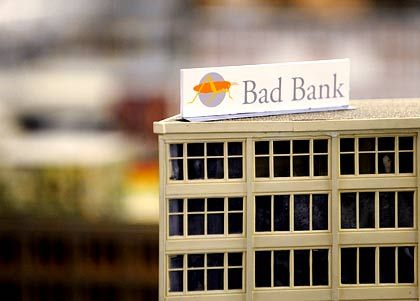 Bad Bank: In Deutschland eine schwere Geburt