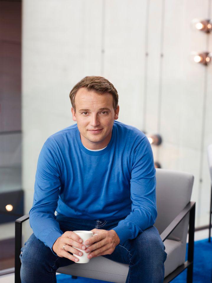 Fleißig und sympathisch: SAP-Chef Christian Klein sucht nach einer Zukunftsstory für den Softwarekonzern
