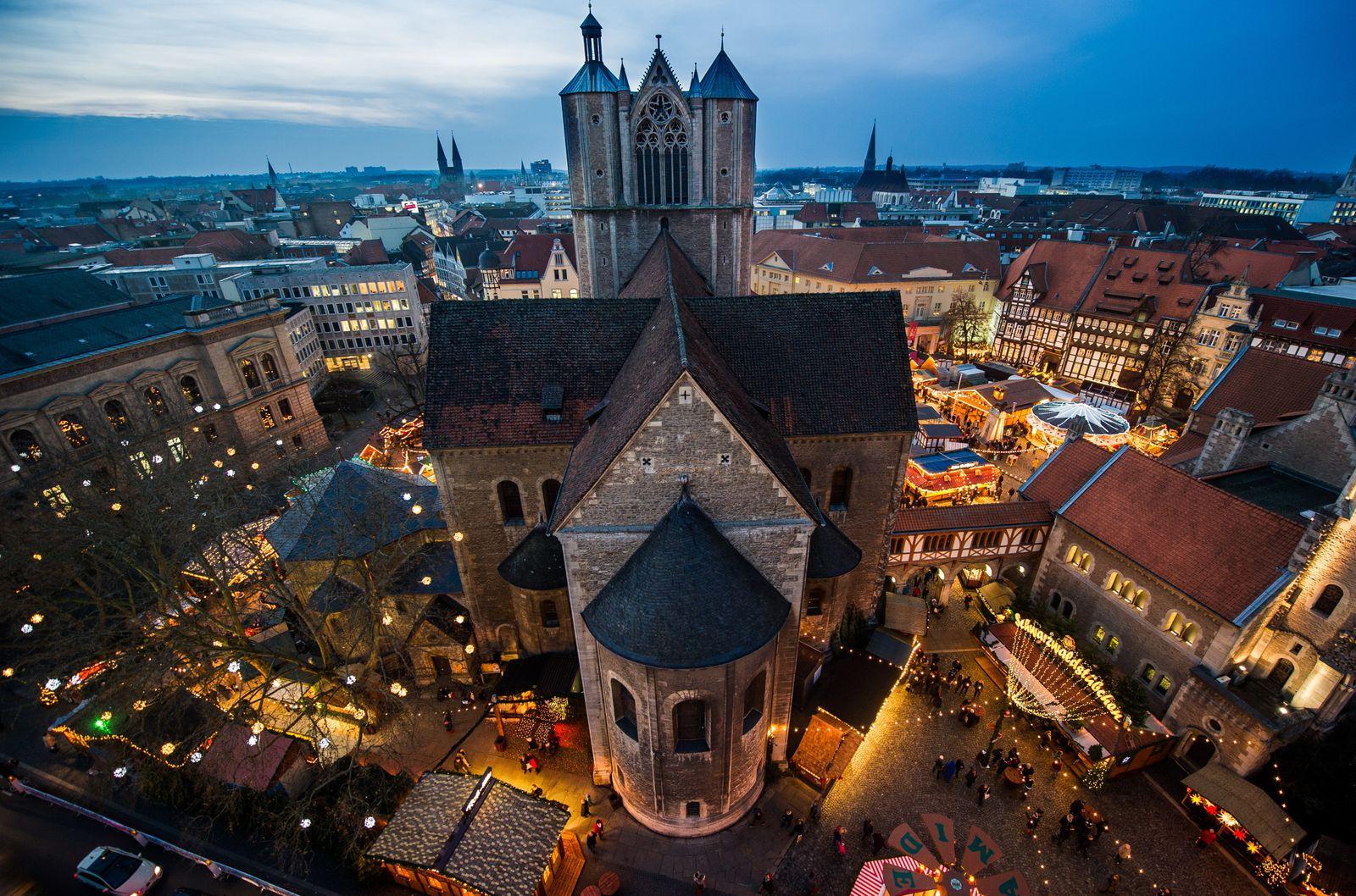 Weihnachtsmarkt Braunschweig