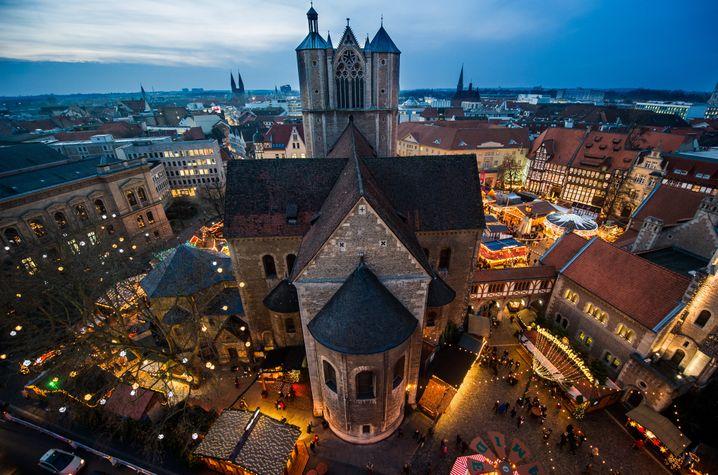 Altstadt von Braunschweig: Kaum Schulden, aber große Angst vor dem Effekt der Abgasaffäre