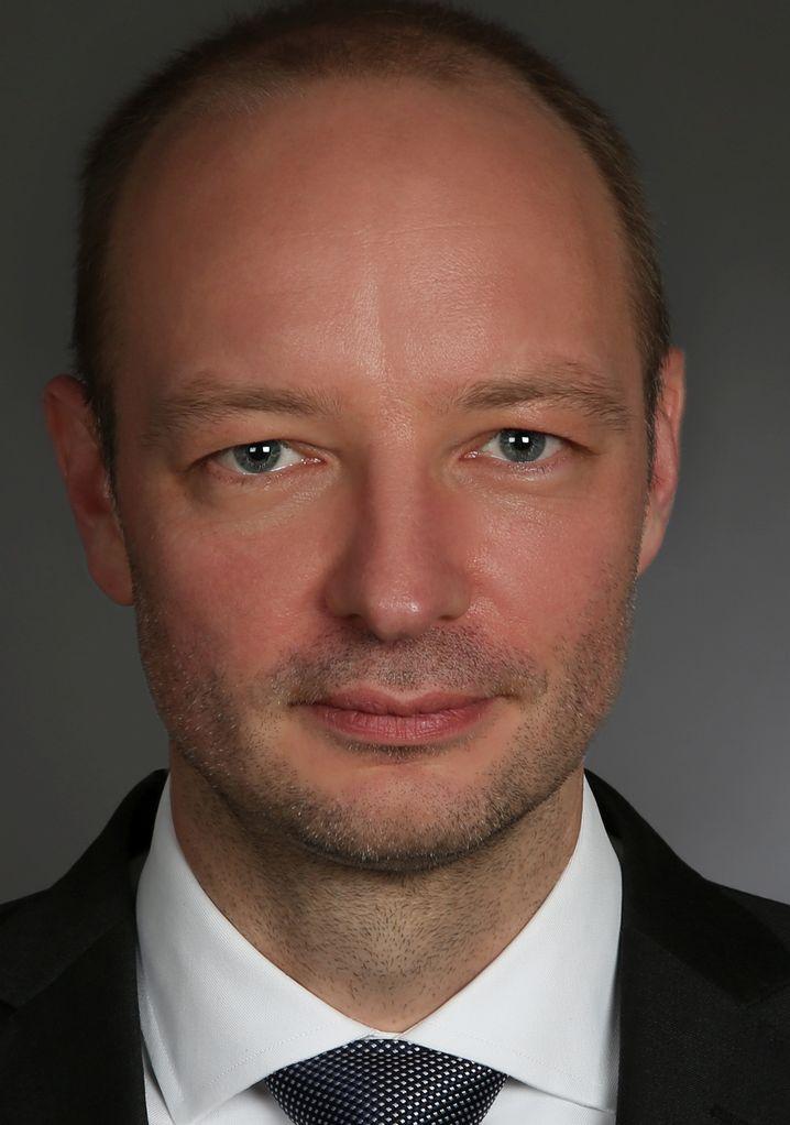 Tobias M. Weitzel, Geschäftsführer bei BSK Becker + Schreiner Kommunikation in Düsseldorf und Willich