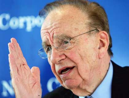 Medienmogul Murdoch: 67-prozentigen Preisaufschlag für Dow Jones