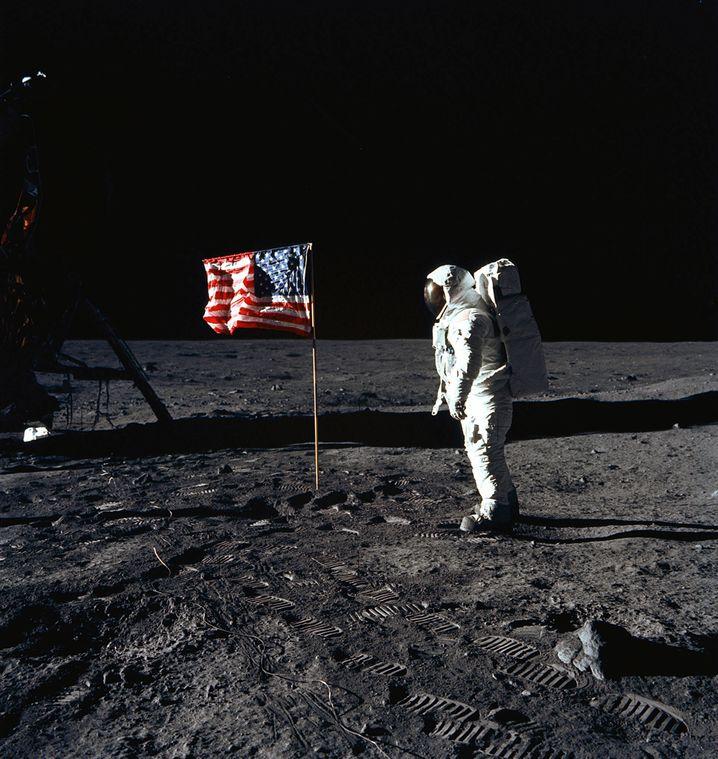 Mondlandung 1969: Auch Thiel trauert der Größe vergangener Zeiten hinterher