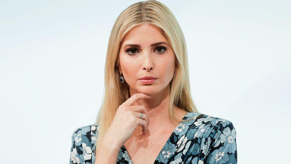 Ivanka Trump steht seit Monaten in der Kritik, weil ihr Modelabel tonnenweise Kleidung aus Billiglohnländern wie Indonesien und Bangladesh importiert