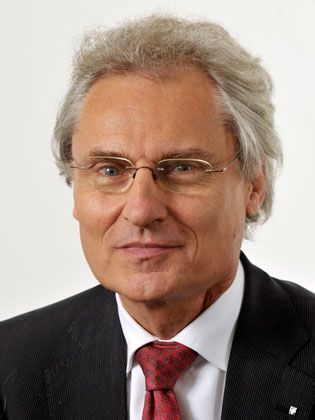 """Acatech-Präsident Kagermann: """"Wir brauchen eine starke europäische Vision, einen Zukunftsentwurf."""""""