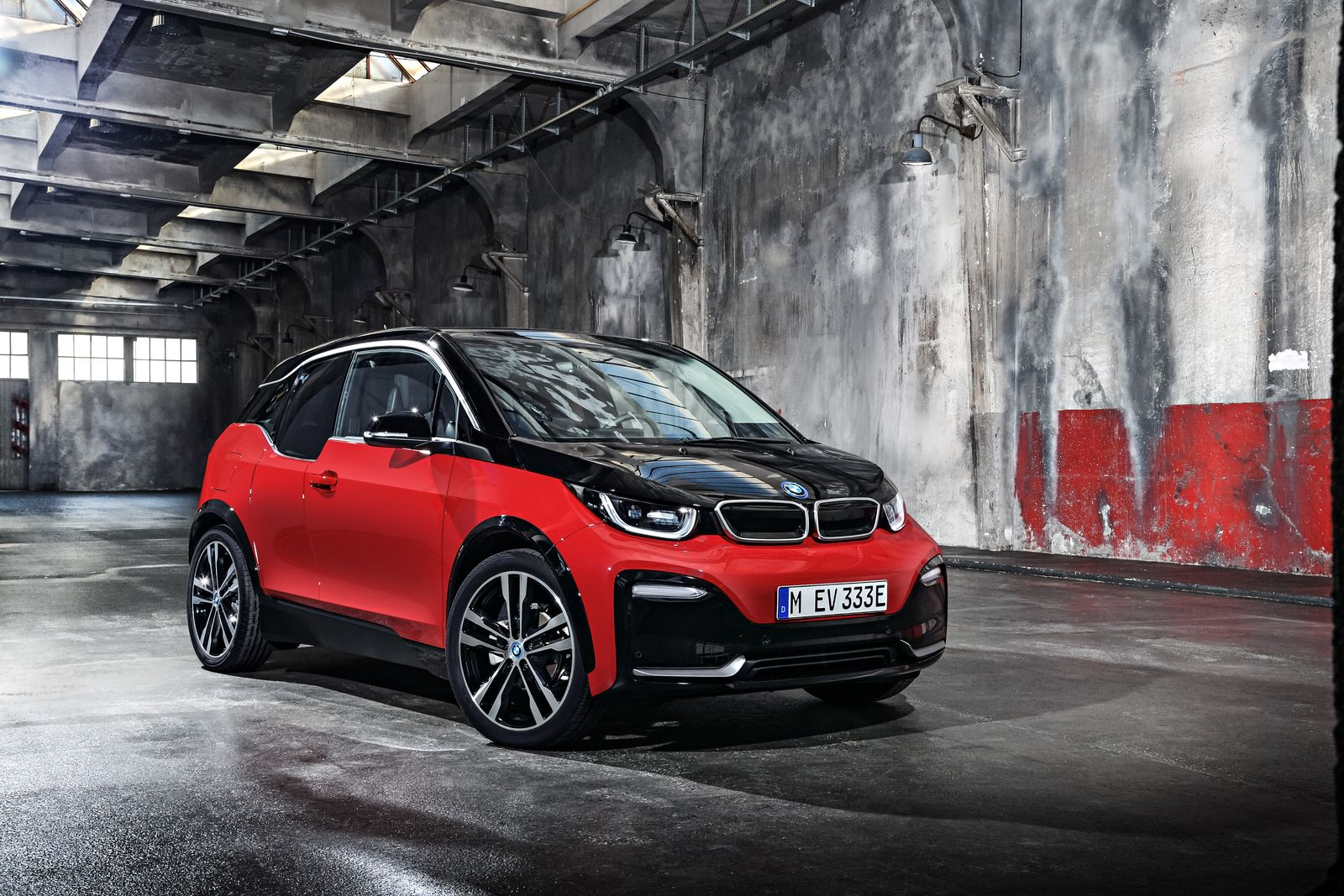 IAA 2017, BMW, BMW i3s
