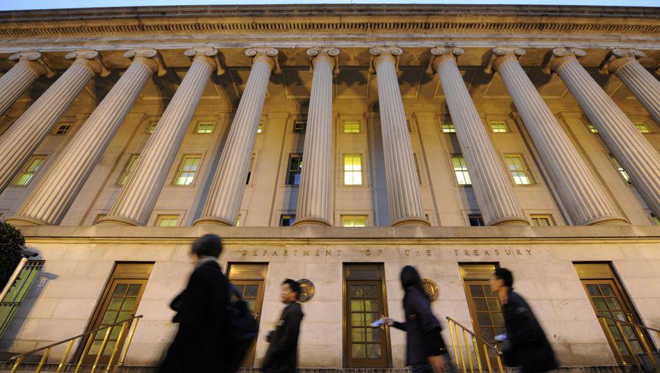 Gewachsener Einfluss: US-Banken und der Druck auf Amerikas Notenbank
