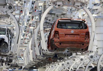 Autoriese Volkswagen: Zugleich Magna-Kunden und Magna-Konkurrent