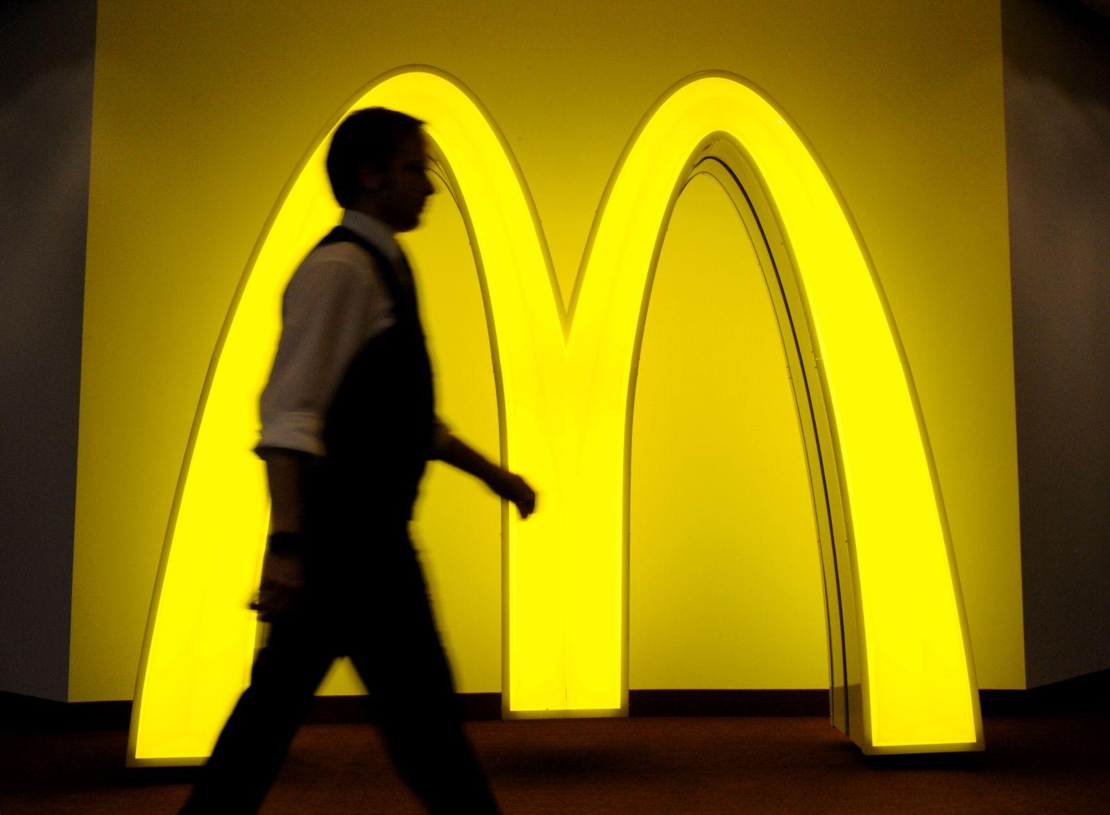 McDonalds Quartalszahlen