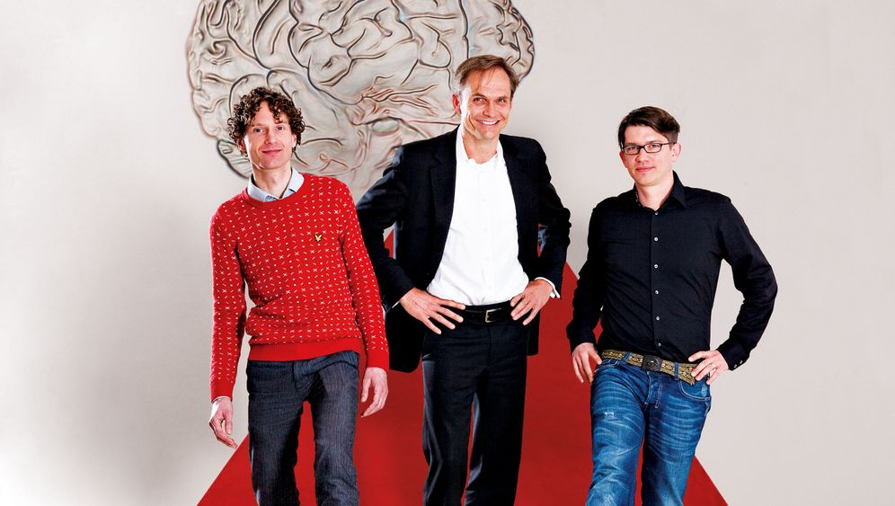 Start-ups: Wie Gründer sich durchsetzen