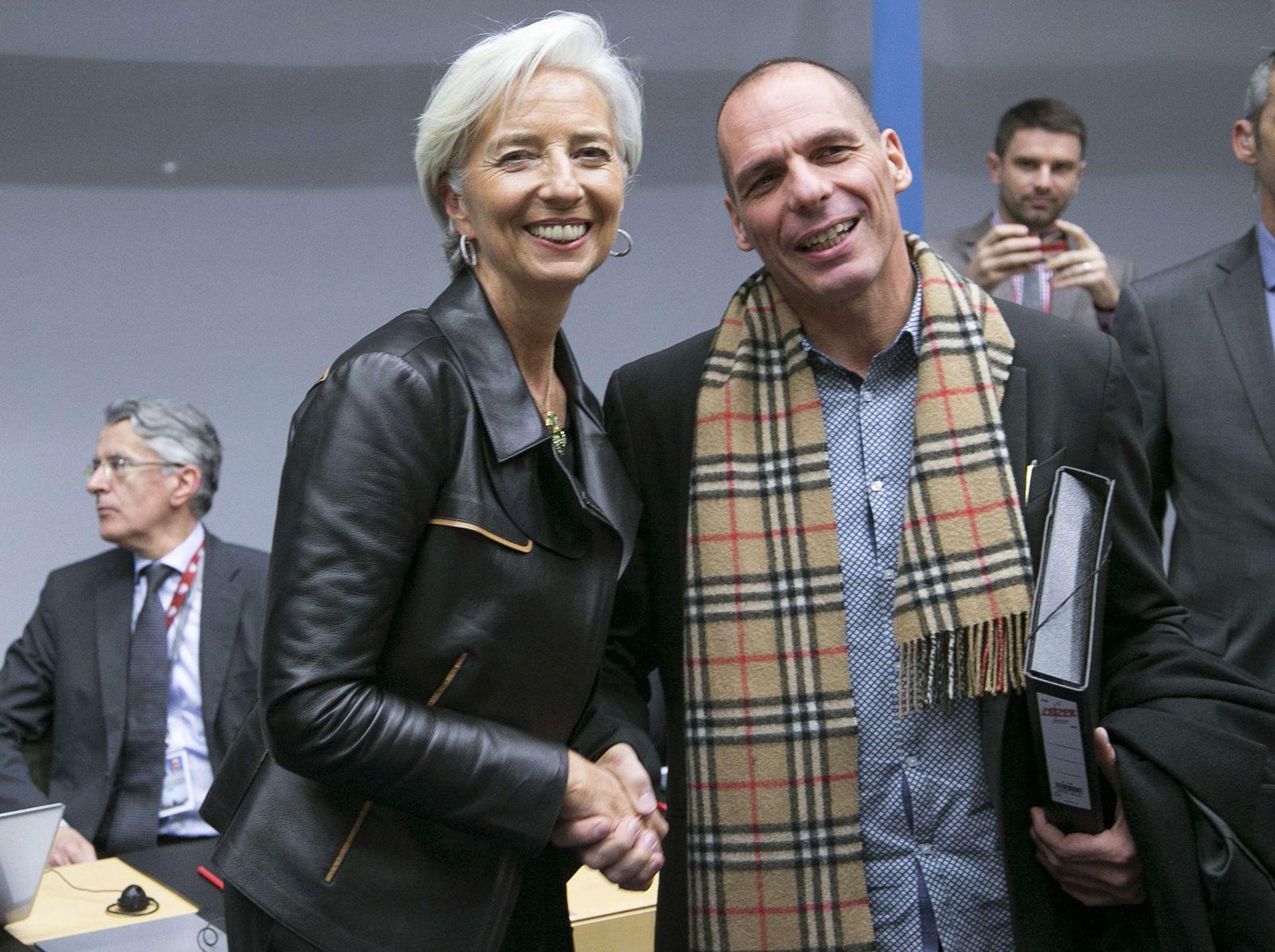 Griechenland IWF