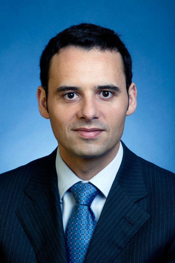 Verstrickt in den Libor-Skandal: der oberste Vermögensverwalter Michele Faissola