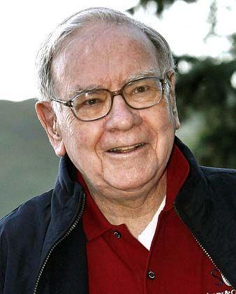 Starinvestor Warren Buffett: Retter der Märkte?