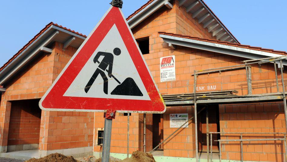 Hausbau in Bayern: Die Immobilienpreise steigen trotz Corona-Krise weiter an