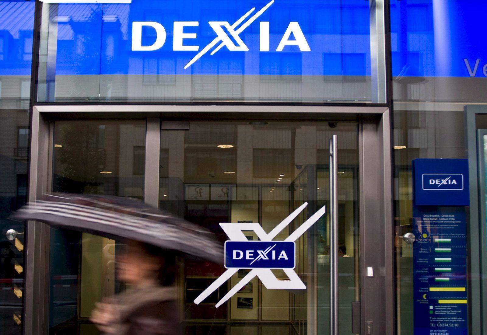 Dexia/ Banken/ Belgien