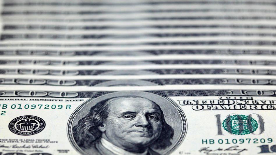 US-Dollar: Die Leitwährung gab nach der Kehrtwende der US-Notenbank deutlich nach