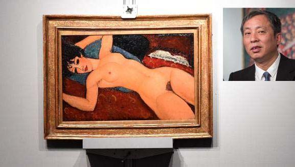 """""""Großartige Gelegenheit"""": Der Chinese Liu Yiqian kaufte den Modigliani für 170 Millionen Dollar"""