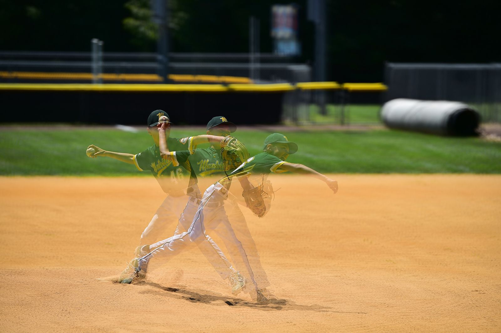 Youth League Baseball Returns To New Jersey As Coronavirus Restrictions Ease