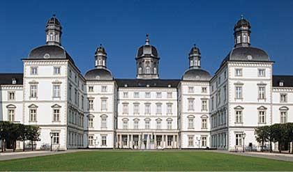 Schloss Bensberg: Vor 300 Jahren erbaut, seit fünf Jahren Grandhotel