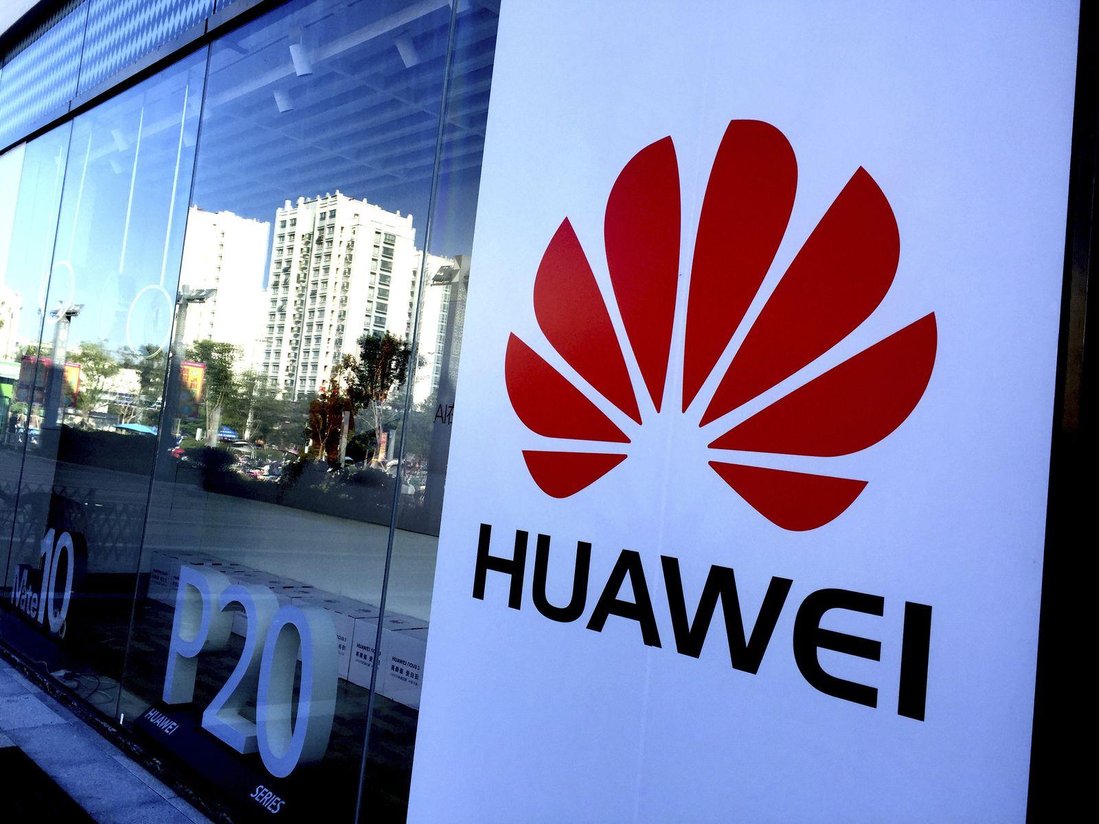 Huawei/ 5G Ausbau