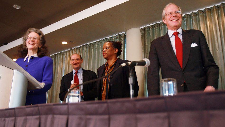 Goodbye, Big Oil: Rockefeller-Nachfahre und Stiftungspräsident Stephen Heintz