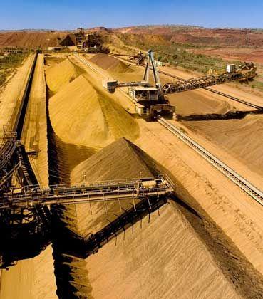Australisches Erzbergwerk: Die Konsolidierung der Branche schreitet voran