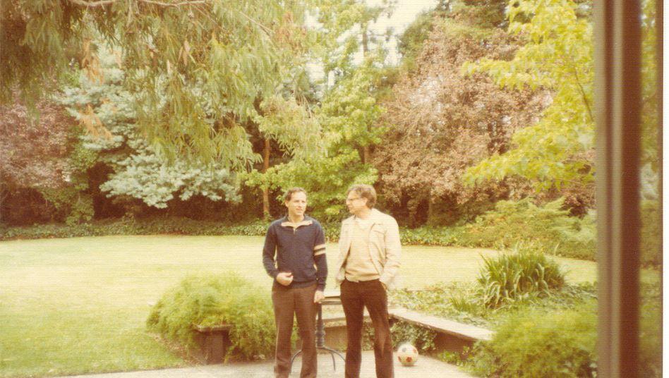 Der extrovertierte Amos Tversky (l). und der schüchterne Daniel Kahnemann waren eines der besten Teams der Wissenschaft