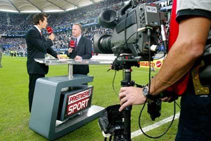 """Zentrale TV-Vermarktung der Deutschen Bundesliga: """"Es ist eine Katastrophe"""""""