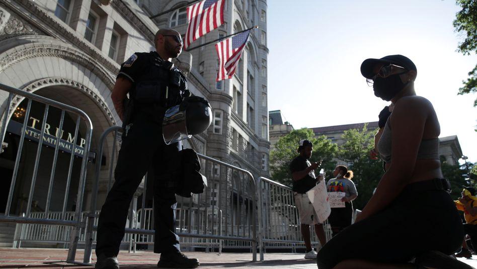 Ausweglos: Menschen mit dunkler Hautfarbe müssen in den USA nicht nur Polizeigewalt fürchten