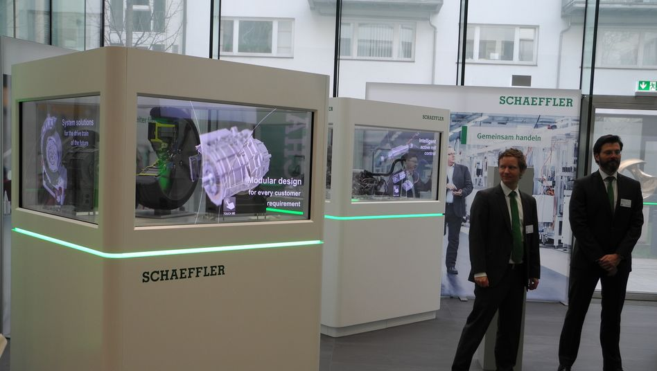 Schaeffler-Bauteile: Der Konzern muss noch mehr Stellen streichen als bisher geplant