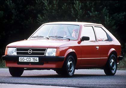 """""""Kadettilac"""": Der Kadett D war 1979 Opels erster Fronttriebler"""