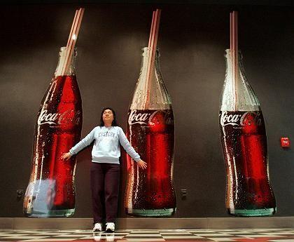 Coca-Cola: Mehr Großflaschen abgefüllt, Gewinn gesteigert