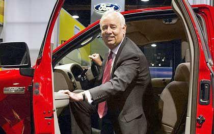 Erst COO bei Ford, nun beim Investor Ripplewood Holdings: Manager Scheele