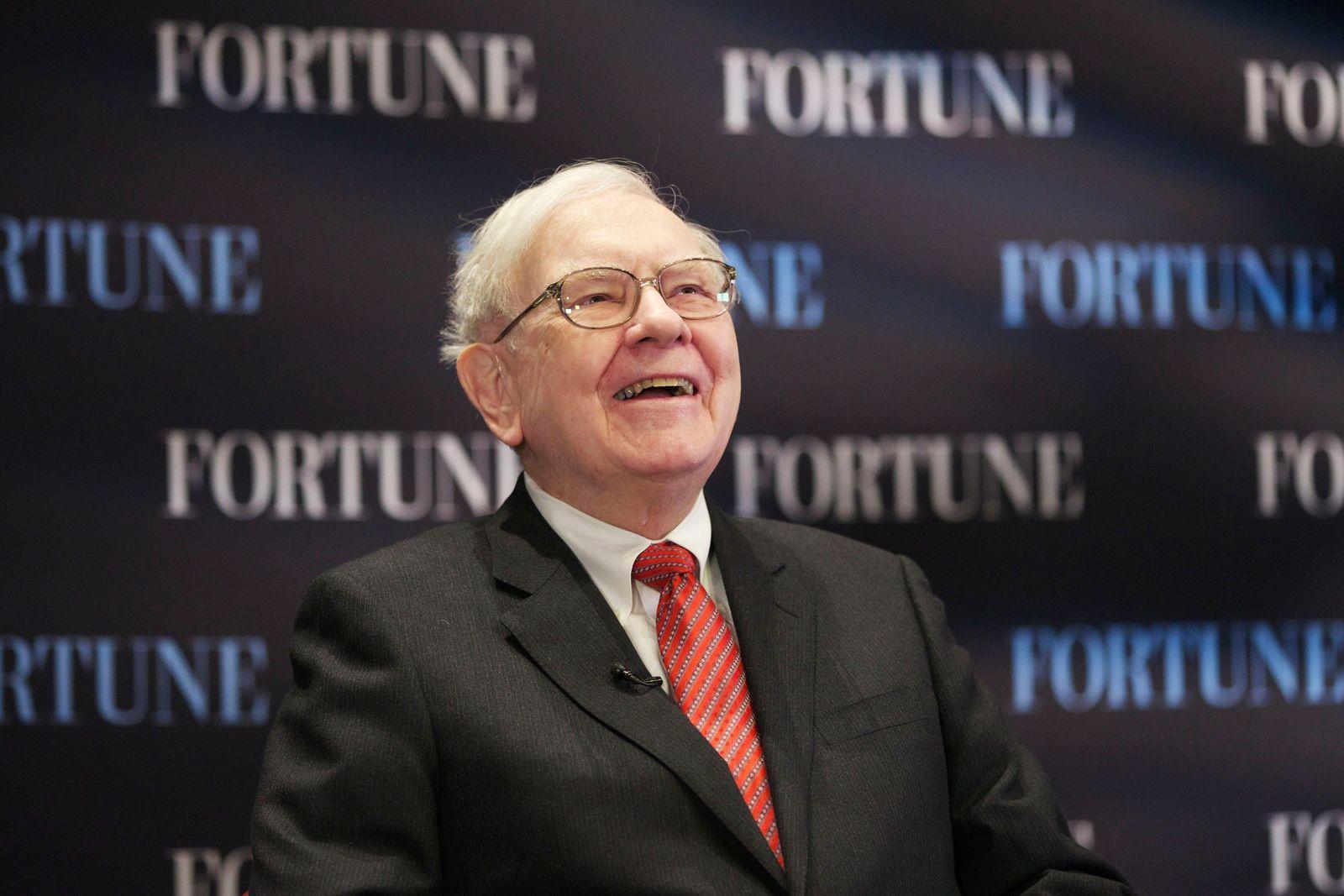 Tageskarte 02.09.13/ Buch/ Warren Buffett (Kopie)