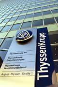 New Economy: Aus Teilen von ThyssenKrupp, MAN und MG Technologies wollen Allianz und Deutsche Bank eine Deutsche Anlagenbau AG zusammensetzen