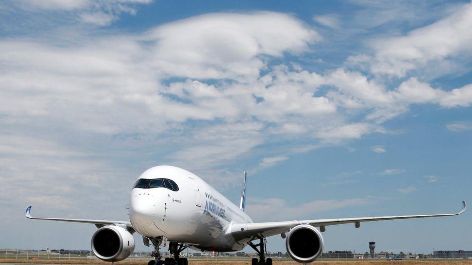 Airbus A350: Erste Milliardenorder aus Japan