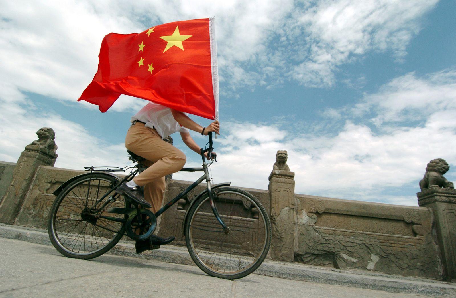 China / Fahrrad