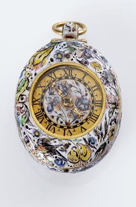 Faszination Feinmechanik: Eine Taschenuhr von Mathys Bockels in Haerlem aus dem frühen 17. Jahrhundert