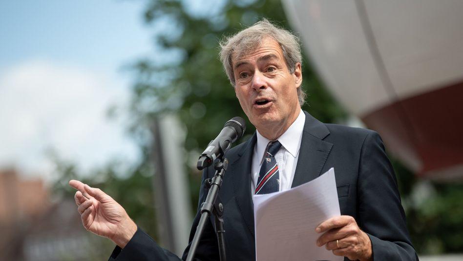 Ingo Kramer: Der bisherige BDA-Präsident will seinem Nachfolger beziehungsweise seiner Nachfolgerin vor den nächsten Bundestagswahlen genügend Zeit zur Einarbeitung geben