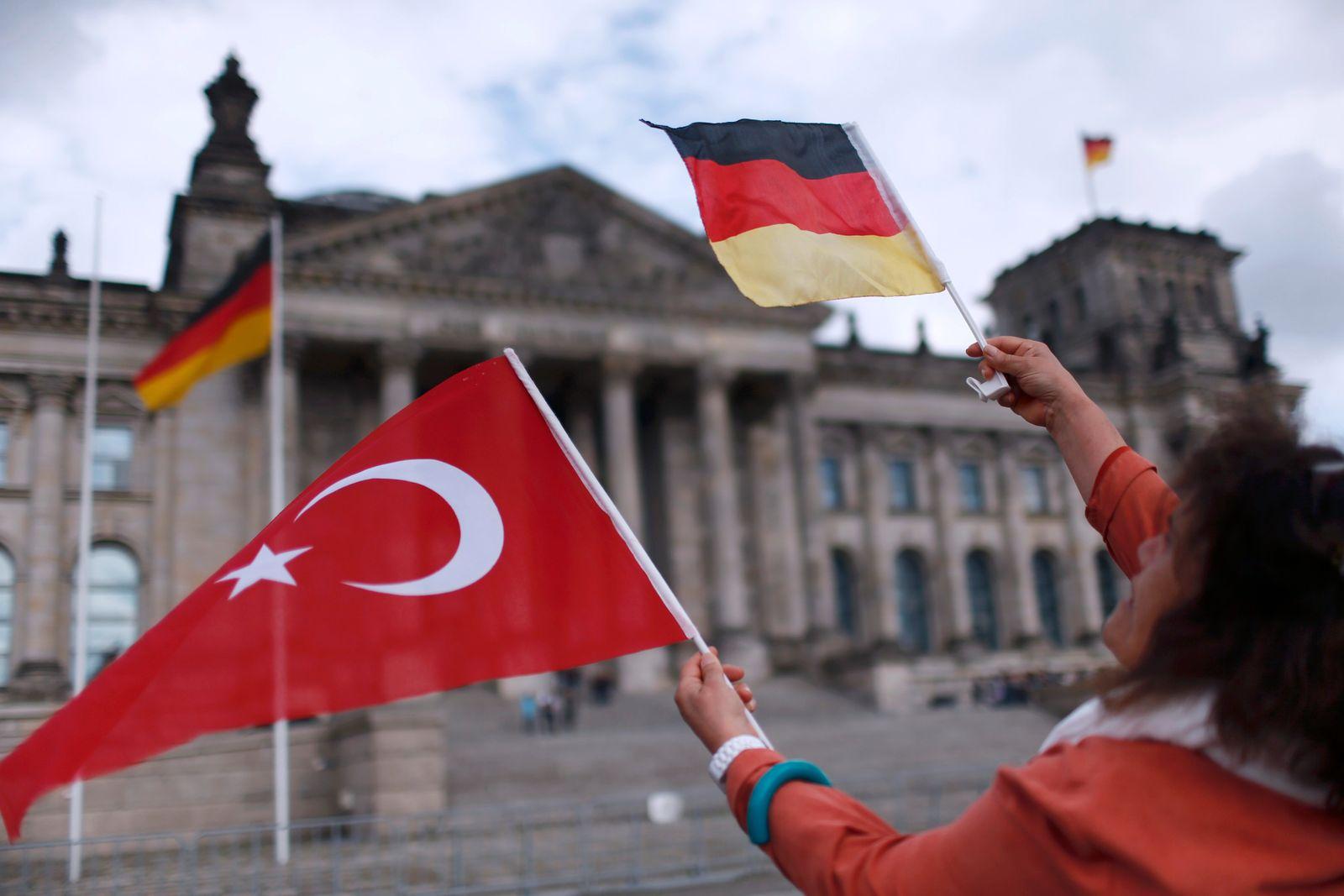 Bundestag Türkei