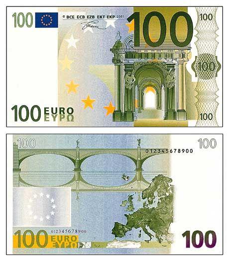 100-Euro-Schein: Bald auch alltägliches Zahlungsmittel auf dem Balkan?