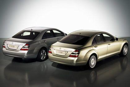 Was kommt nach dem Öl? Auf der IAA stellte Mercedes neue Hybrid-Konzepte für Diesel- und Ottomotoren vor
