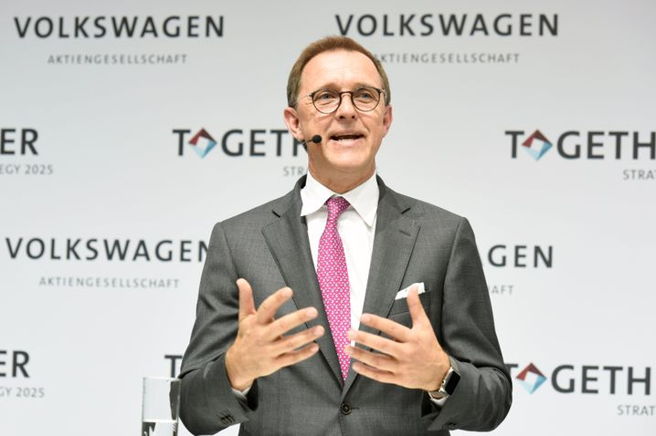 Volkswagen-Vorstand Thomas Sedran